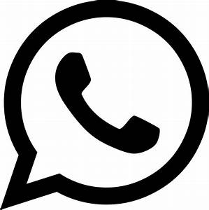 Whatsapp Svg Png Icon Free Download (#424972 ...
