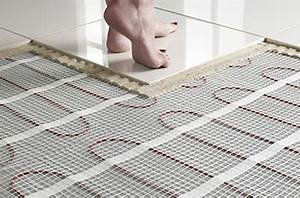Chauffage Au Sol : chauffage au sol et plancher chauffant devis gratuits d ~ Premium-room.com Idées de Décoration