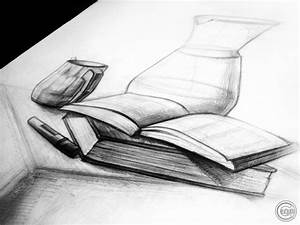 Objects - Charcoal Drawing by CanIpek on DeviantArt