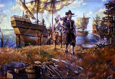 Image result for British established an American colony at Cape Henry, Virginia.