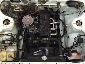 1976 Toyota Celica Ta28 Japanese Import Engine Bay