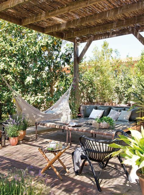 Garten Pergola Gestalten  50 Ideen Für Ihre Sommerliche