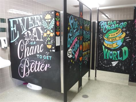 bathroom stalls girls bathroom middle school teacher