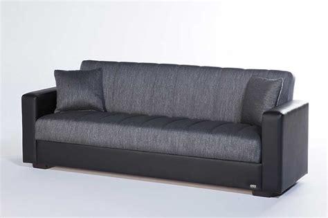Grey Sofa Bed Sidney