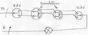 Schema Electrique Va Et Vient 3 Interrupteurs : probl me lectricit installation interrupteurs pour lampe sans t l rupteur conseils ~ Medecine-chirurgie-esthetiques.com Avis de Voitures