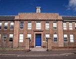 Peterhead Academy in Peterhead, Aberdeenshire, United ...