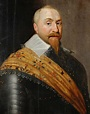Gustavus Adolphus of Sweden. H lead his country into ...