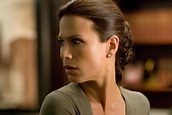 "Watching ""The Shooter"" on TV= Kate Mara and Rhona Mitra ..."