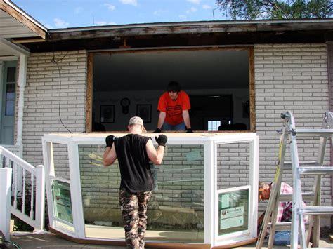Bay Window Installation  Edgerton, Ohio Jeremykrillcom