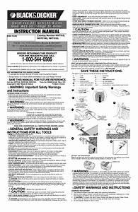 Black  U0026 Decker Trimmer User Manual