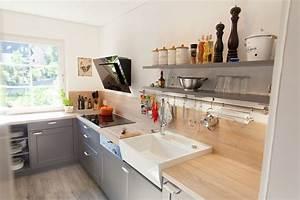 Küche Dekorieren Im Landhausstil : k che im landhausstil aus dem oberbergischen k chenhaus ~ Lizthompson.info Haus und Dekorationen