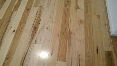 hickory laminate flooring hickory pecan