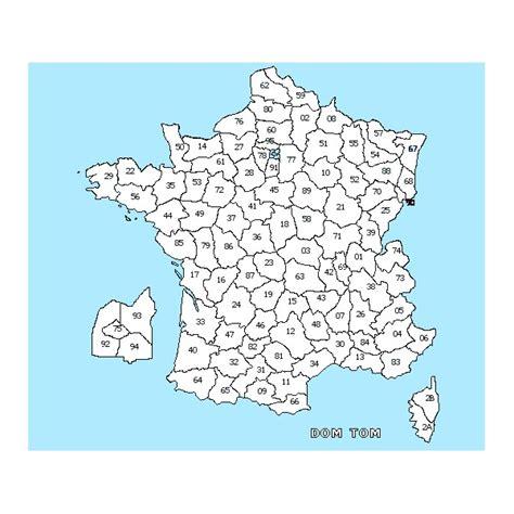 Carte De Par Département à Colorier by Carte De A Colorier Avec Departement