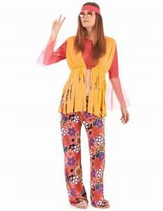Idée Déguisement Femme : d guisement hippie femme pas cher d ~ Dode.kayakingforconservation.com Idées de Décoration