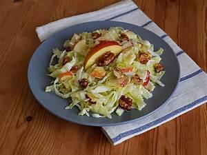 Spitzkohl Rezepte Schuhbeck : spitzkohl apfel walnuss salat von maruschena ~ Lizthompson.info Haus und Dekorationen