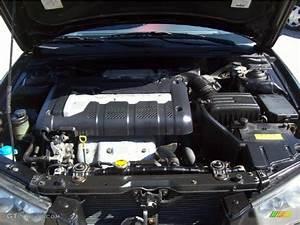 2003 Hyundai Elantra Gt Hatchback 2 0 Liter Dohc 16 Valve