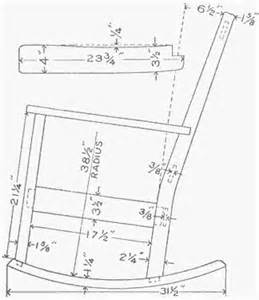 Maloof Rocking Chair Plans by Bigprint Usage Tutorial