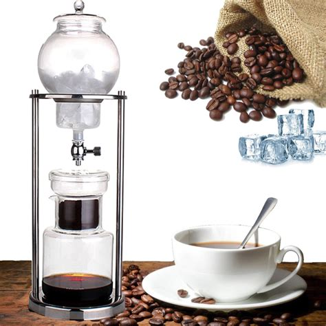 Must see cold brew&drip coffee system of coffeega based in korea. 1000ml Dutch Coffee Pot Cold Water Drip Coffee Maker Serve For 10 Cups | Alexnld.com