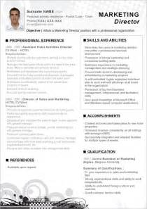 marketing director resume 2017 resume templates will catch attention of your future employer resume templates 2017