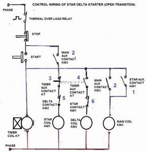 Belajar Star Delta Wiring Diagram For Android