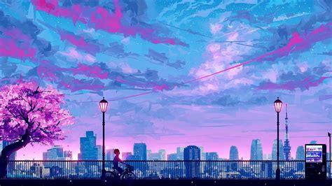 anime aesthetic retro desktop wallpapers