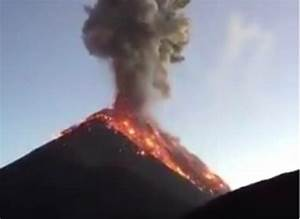 Guatemala's Fuego volcano erupts in fury | Earth | EarthSky