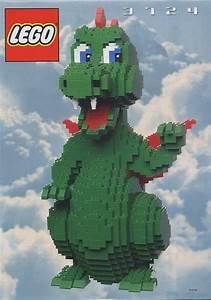 3724 Lego Dragon