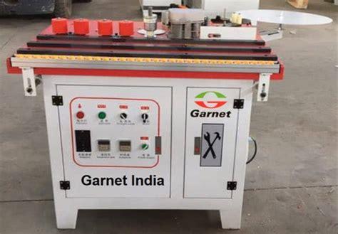 manual edge banding machine  single side trimming manufacturer supplier  dewas india