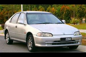 1993 Honda Civic Ej