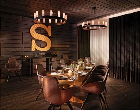 The Best Private Dining Rooms In London Headbox