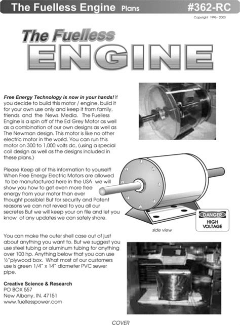 ebook free energy fuelless engine 50 350hp tradebit