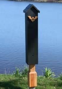 RocketBox Bat House Plans