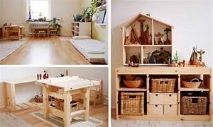 Kinderzimmer Ab 3 Jahren : vorbereitete umgebung archive montessori blog montiminis ~ Buech-reservation.com Haus und Dekorationen