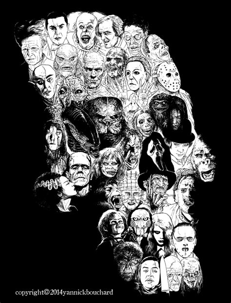 Best Horror Characters Ideas And Images On Bing Find What Youll