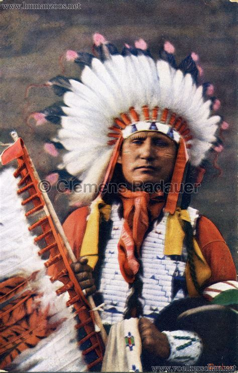 sioux indianer human zoos