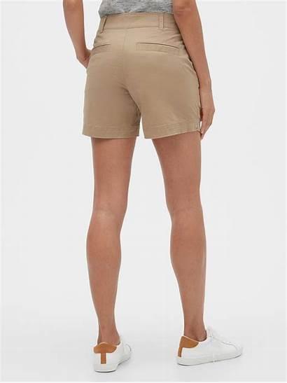 Shorts Khaki Gap Short Womens Pub Ae