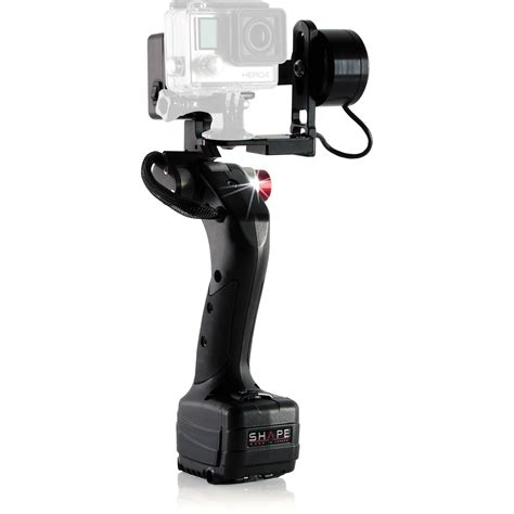 smartphone stabilizer shape isee i gimbal stabilizer for gopro or smartphone