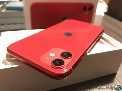 Iphone Rojo 128gb Verde Vendo Ingles Corte