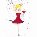 Cheers Birthday Girl - Mary Ann Johnson