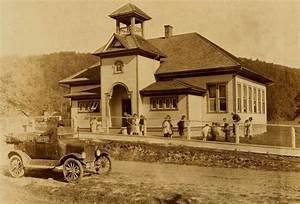 One room school house,Minnehaha Springs,WV 1921 Building ...