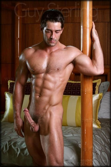 Guy Sterling ⋆ Nude Gay Porn Pics