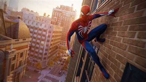2560x1440 Spiderman Ps4 Game 2018 4k 1440p Resolution Hd