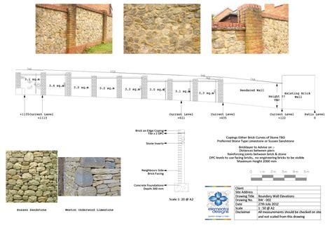 Boundary Wall - Elemental Designs