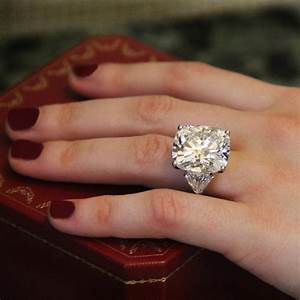 cartier the jewellery editor With the biggest wedding ring