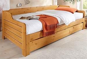Home Affaire Möbel Hersteller : home affaire daybett edo mit ausziehbarer liegefl che online kaufen ~ Frokenaadalensverden.com Haus und Dekorationen