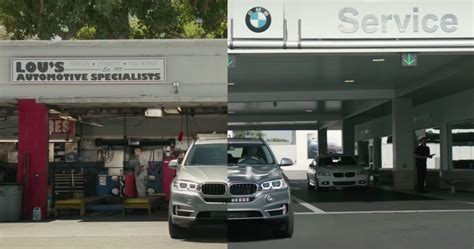 Bmw Service Centres by Bmw Service Centres Garages Comparable