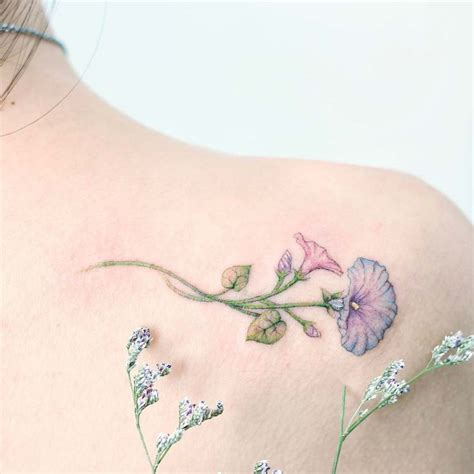 creative floral tattoo artists youll love