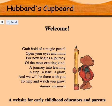 Mrs Hubbards Cupboard by Mrs A Colwell S Class Hubbard S Cupboard Free Sight
