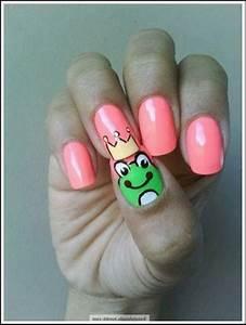 Cute nail art for kids girl # - Fashion Best