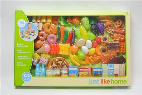 cuisine toys r us just like home 120 pieces playfood set toys quot r quot us